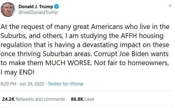 TrumpSuburbsTweetJun3020
