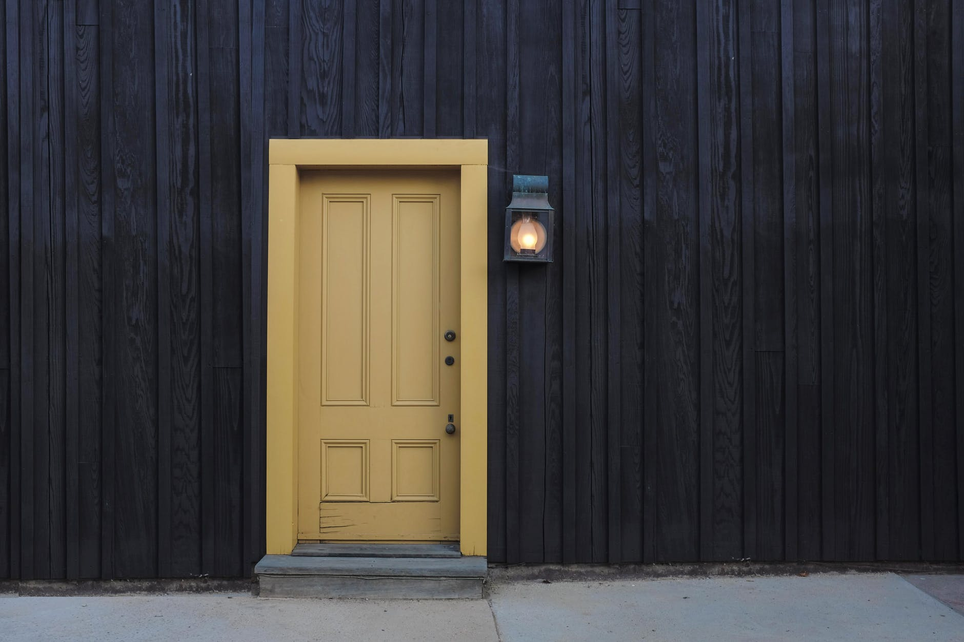 building door entrance exit